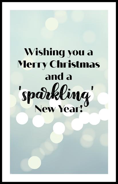 Sparkling cider tags @michellepaigeblogs.com