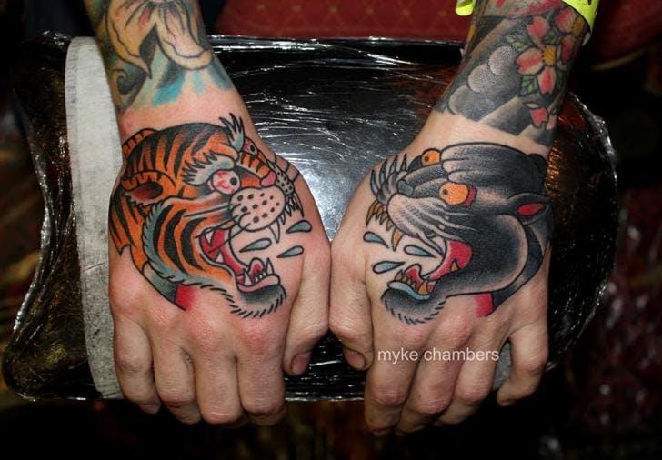 Tipos de Tatuajes