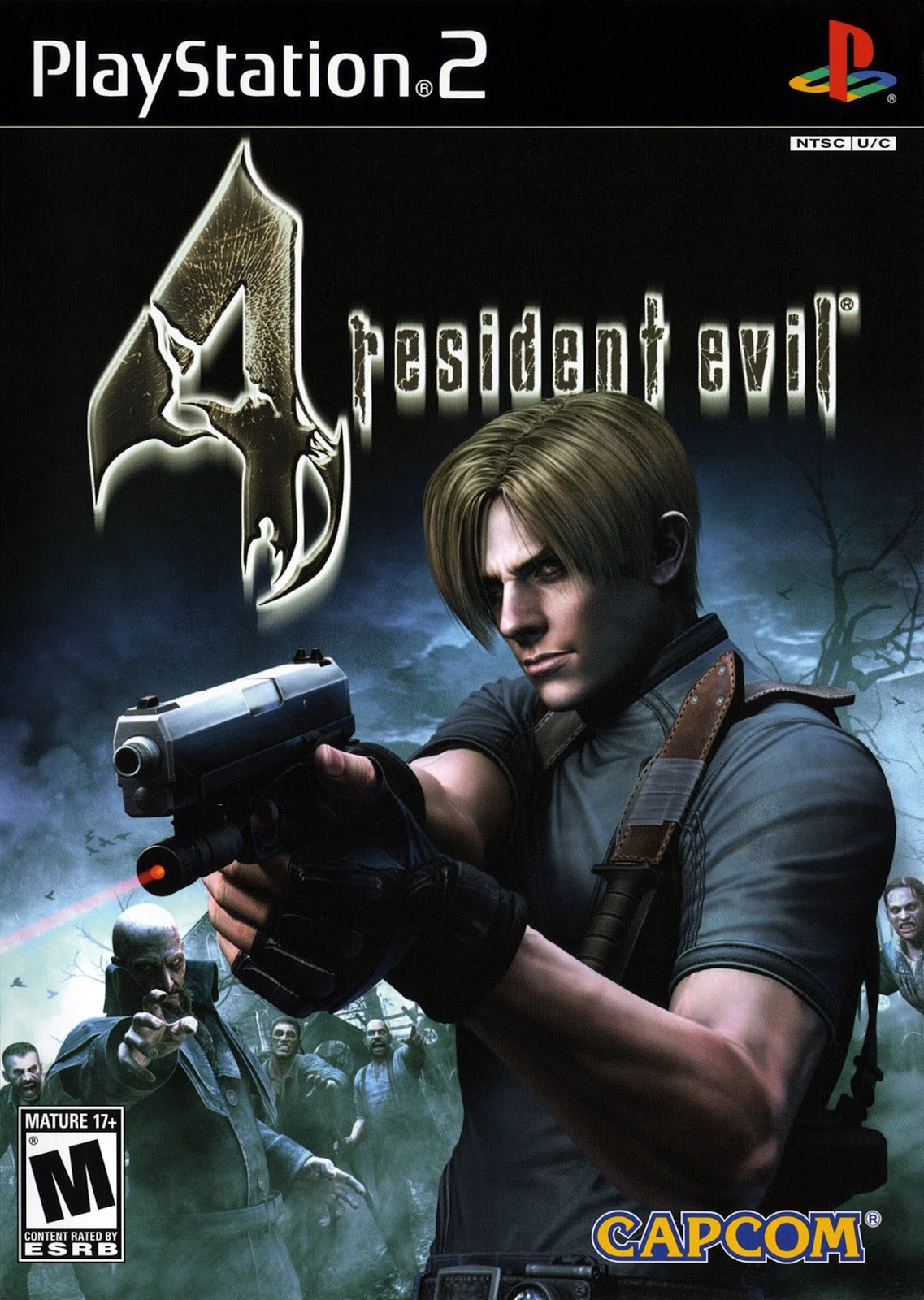 Resident Evil 4 Hack PS2 ISO