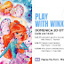 Winx Club al CityLife Shopping District di Milano [Italy]