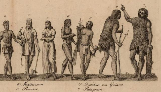 Clasificación de los pueblos y tribus de América descubiertos por los españoles