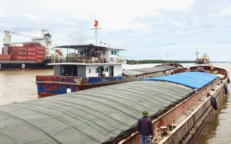 Tuyến vận tải ven biển mới có phí vận tải siêu rẻ