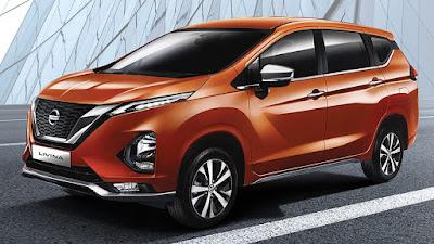 Nissan: Baris Ketiga Livina Kini Lebih Luas