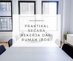 Praktikal Secara Bekerja Dari Rumah (BDR)