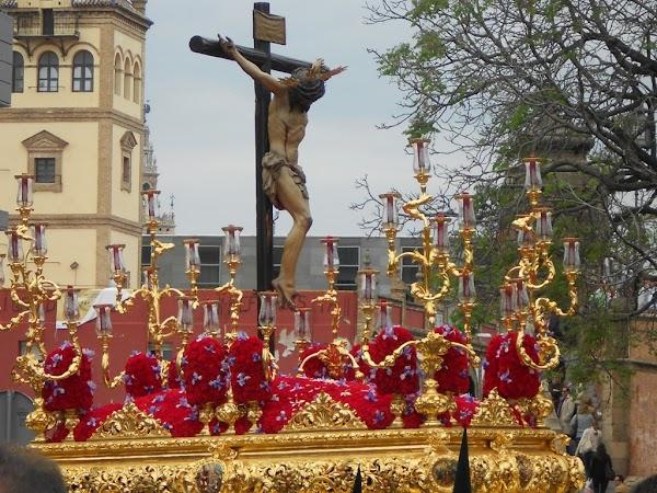 San Bernardo de Sevilla celebrará el 350 aniversario del Cristo de la Salud con un besapiés extraordinario