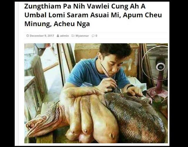 Boato: peixe com braço humano é achado em Alagoas.