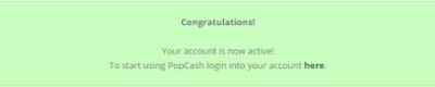 Cara Mendaftar PopCash Terbaru
