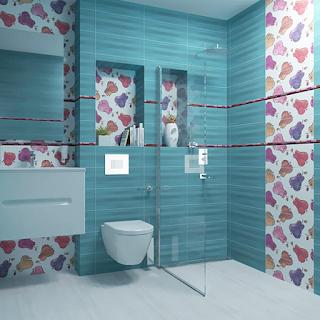Техники за визуално разширяване на пространството в малки бани