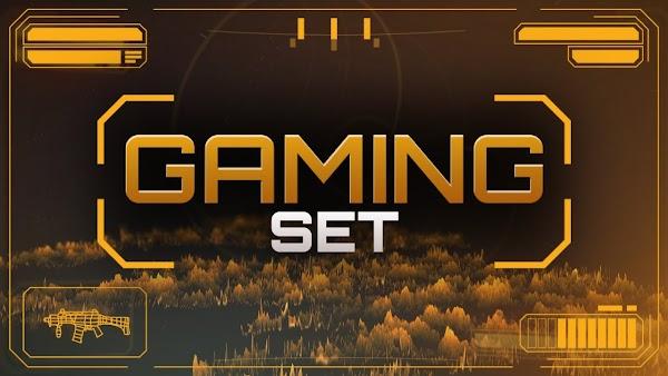 Filmstocks Gaming Set | Filmora Effects