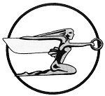 Logo Packard marca de autos