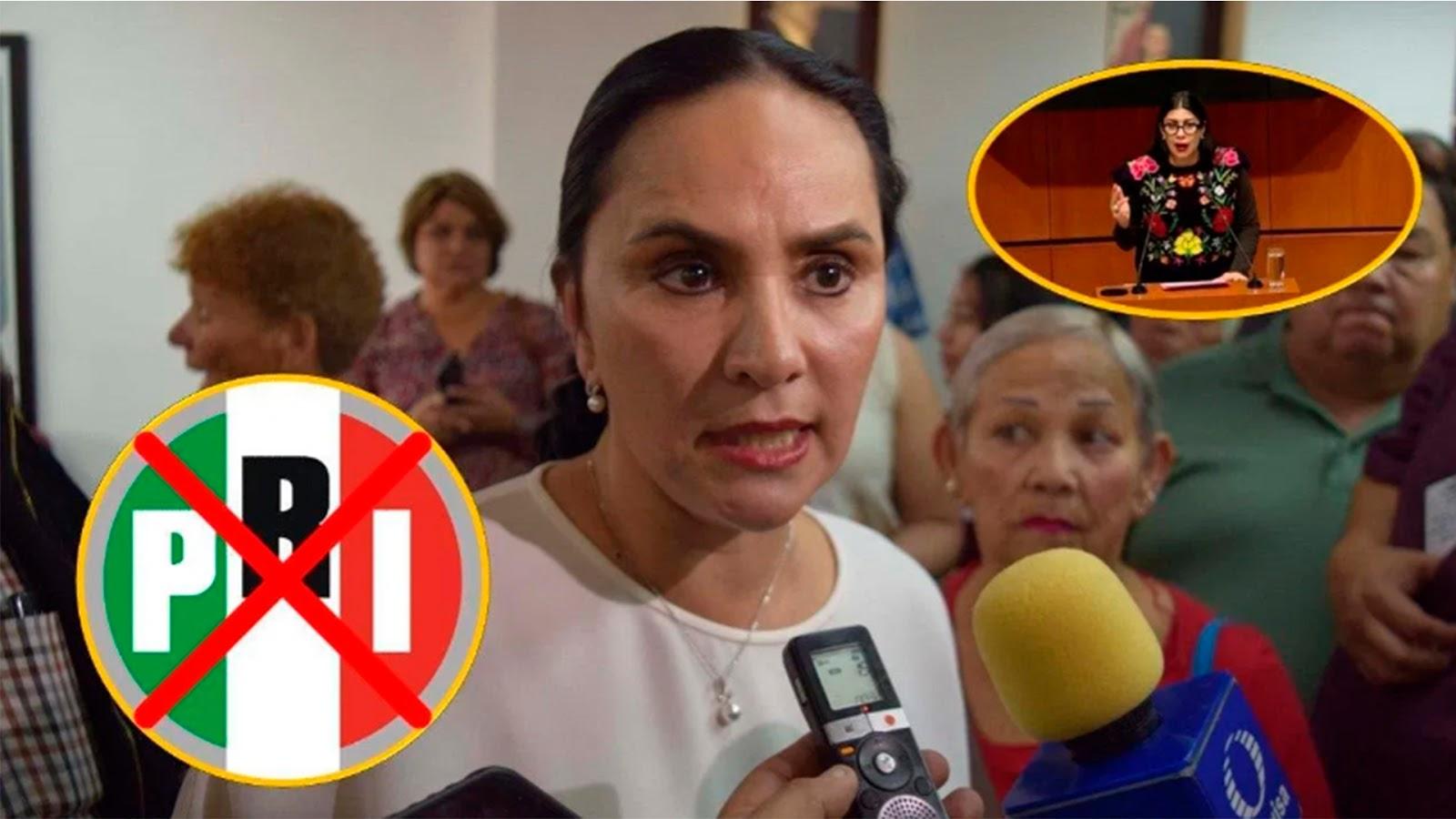 Yo ya renuncié al PRI», Suplente de Vanessa Rubio se deslinda de partido