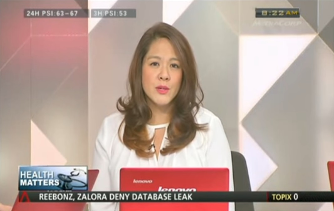 Former Channel NewsAsia anchor Annalisa Burgos joins ANC