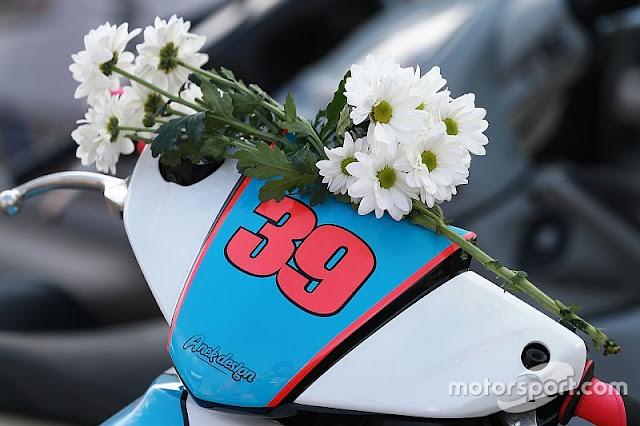 Pembalap Moto2, Luis Salom Dimakamkan Rabu