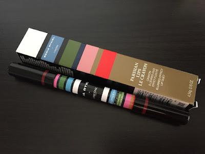 RECENZIA: Parisian Lips Le Crayon od Lancôme