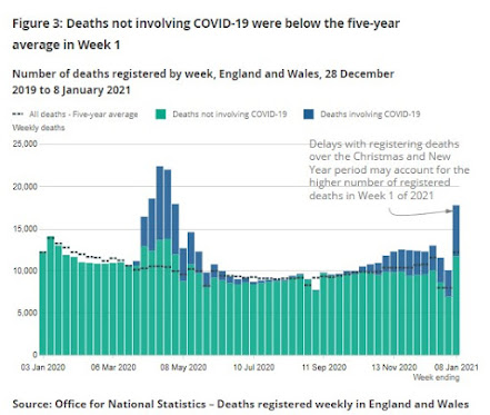 190121 deaths by week ONS up to 8th Jan