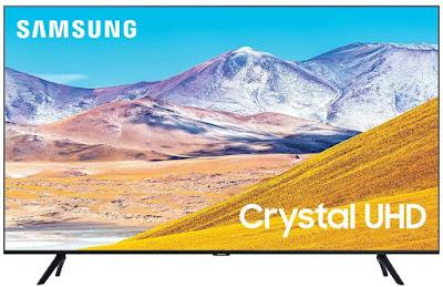 SAMSUNG 50-inch Class Crystal UHD TU-8000 Series - 4K