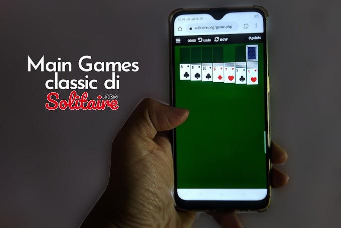 Solitaire, Games Klasik yang Cocok Kamu Mainkan Saat Bosan