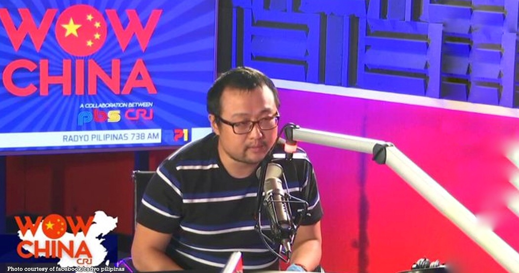 "A state-owned radio station is airing a ""Wow China"" segment and Filipinos are not having it -metroscene mag"