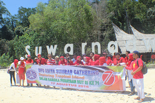 Ghatering di Swarnadwipa