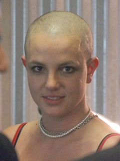 Britney Spears pelada