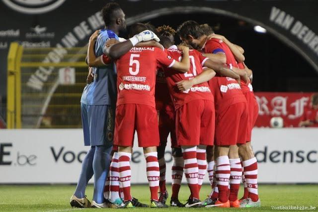 Belçika Ligi Şampiyonları R Antwerp FC - Kurgu Gücü