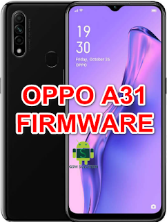Oppo A31 CPH2073 Offical Stock Rom/Firmware/Flash file Download.