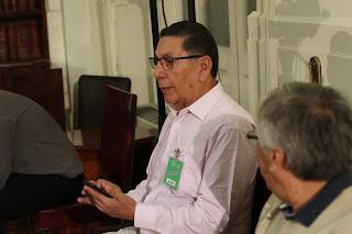 """Patricio Argandoña, dirigente de FENASIC: """"Tramitación de SERNAFOR ha vuelto atrás y no se avanza"""""""