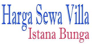 Harga Sewa Villa Istana Bunga Di Lembang Bandung