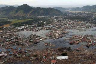 Gempa dan Tsunami Samudera Hindia (cekungan Samudera Hindia)