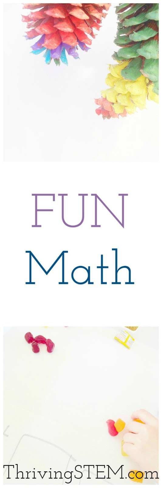 My kids loved doing these  fun math activities.