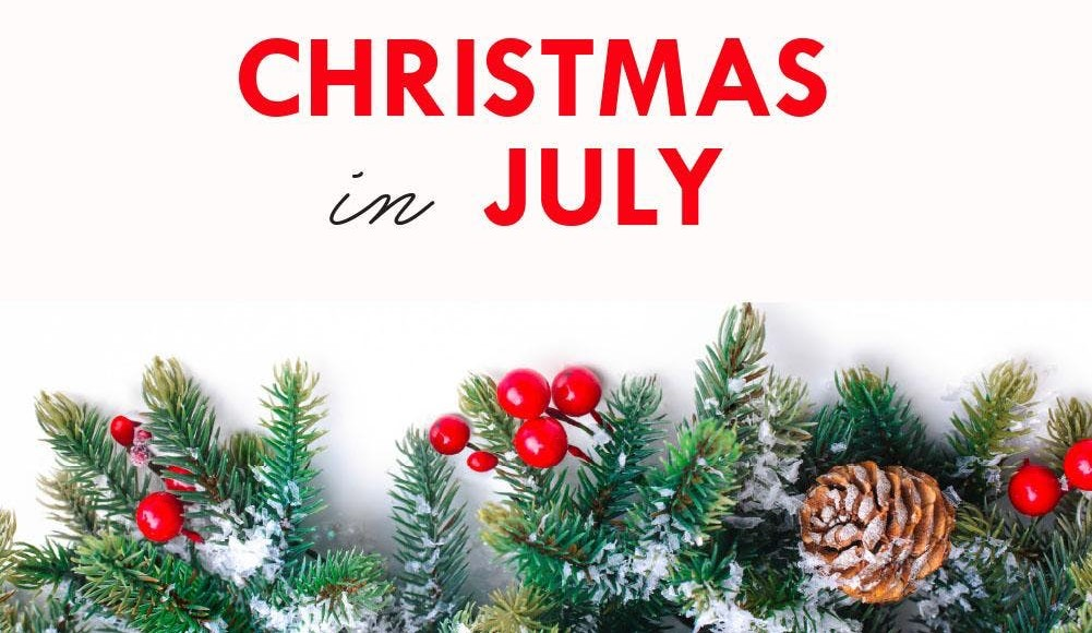 Christmas In July Ideas Pinterest.The Lady Of The House Speaking July 2018