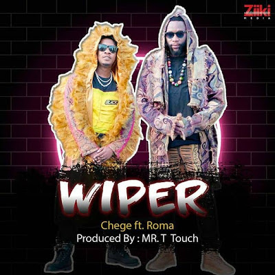 Audio | Chege Ft Roma - Wiper mp3