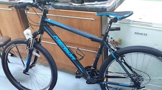 Stolen Bicycle - Merida G162