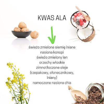 Dieta wegańska a tłuszcze omega-3