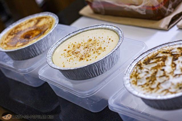 Sweet Caroline's Cheesecake Torte Collection