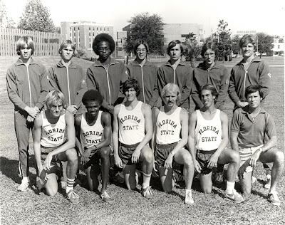 Florida State University's 1976 men's cross country team