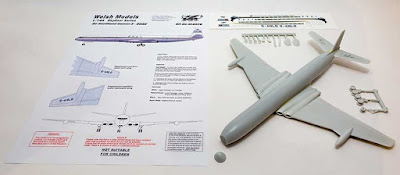 SL432R - De Havilland Comet 3 picture 1