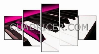 http://www.cuadricer.com/cuadros-pintados-a-mano-por-temas/cuadros-musica/cuadros-modernos-pianos-rosas-fucsia-1848fc.html