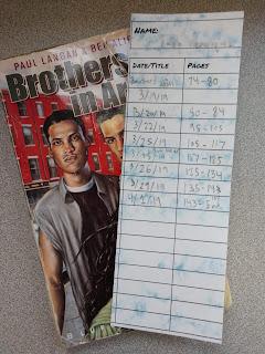Bookmarks for Reader's Workshop