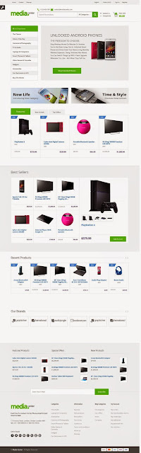 Best Prestashop Theme 2015