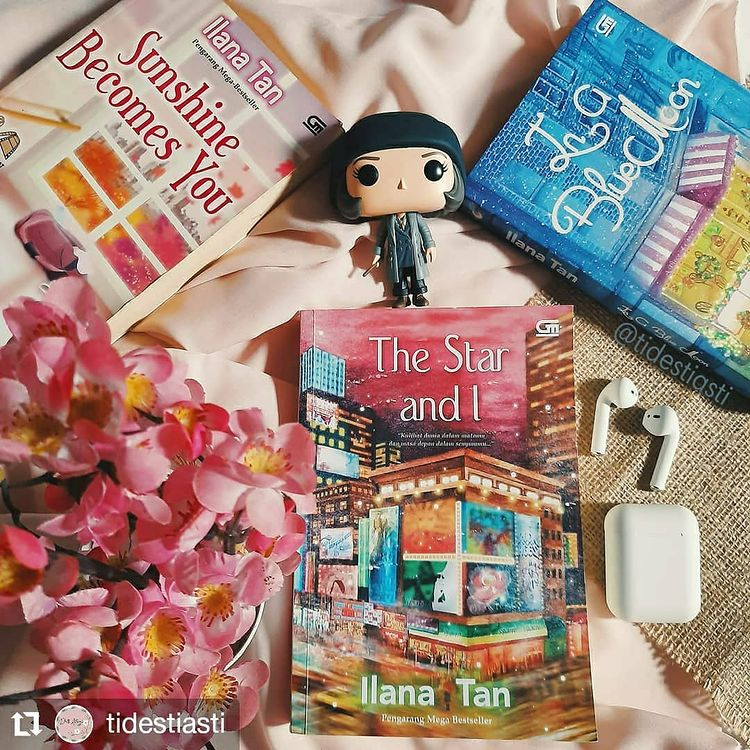 Review Buku : The Star and I