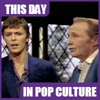 Bing Crosby and David Bowie sang together on September 11, 1977.