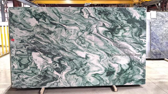 Verde Lapponia Green Quartzite NYC