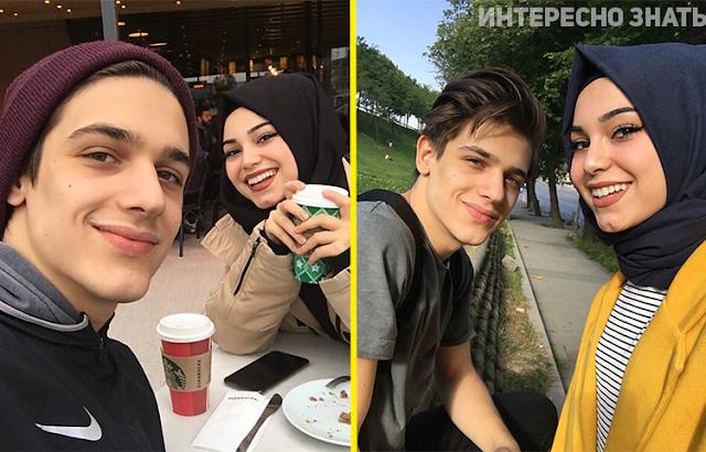 Эта пара влюбила в себя Инстаграм! Их фотографии теперь по всей сети
