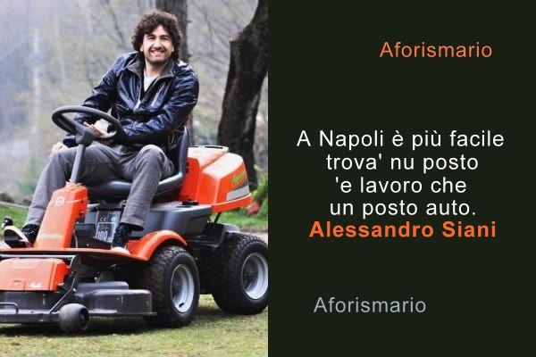Aforismario Aforismi Frasi E Battute Divertenti Di Alessandro Siani