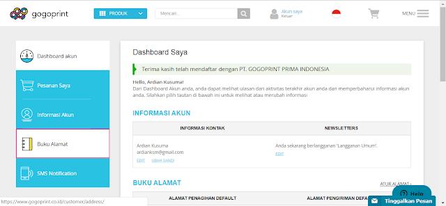 Gogoprint: Cara Praktis Cetak Online