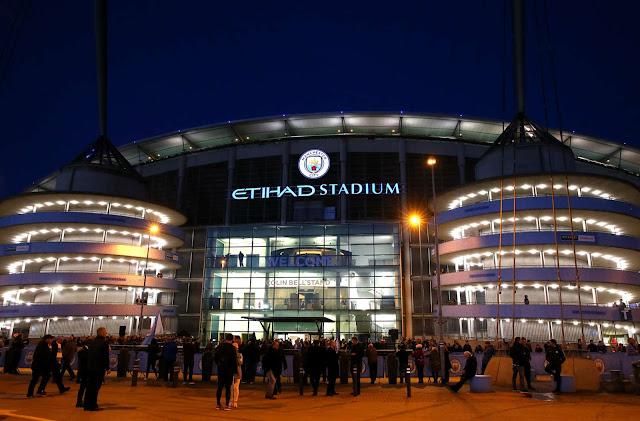 Etihad Stadium akan Disulap jadi Rumah Sakit