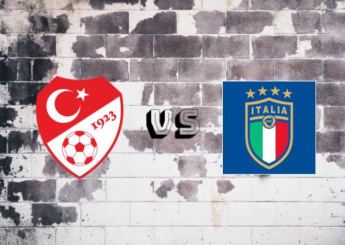 Turquía vs Italia  Resumen y Partido Completo