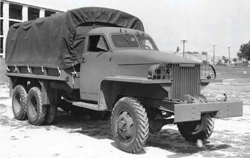 Guerra abierta: Studebaker US6