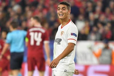 Wissam Ben Yedder titulaire face à Leganés!
